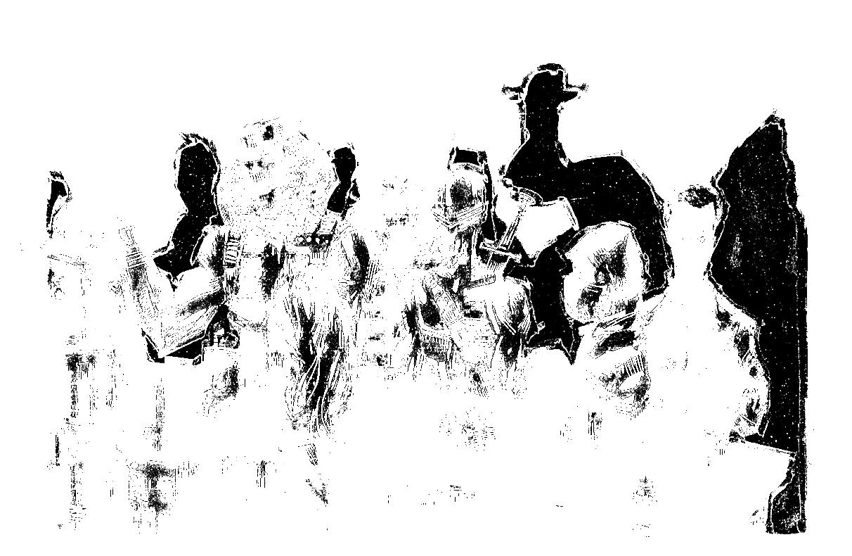 Predator/Beetlejuice/SnakeEyes/Dexter
