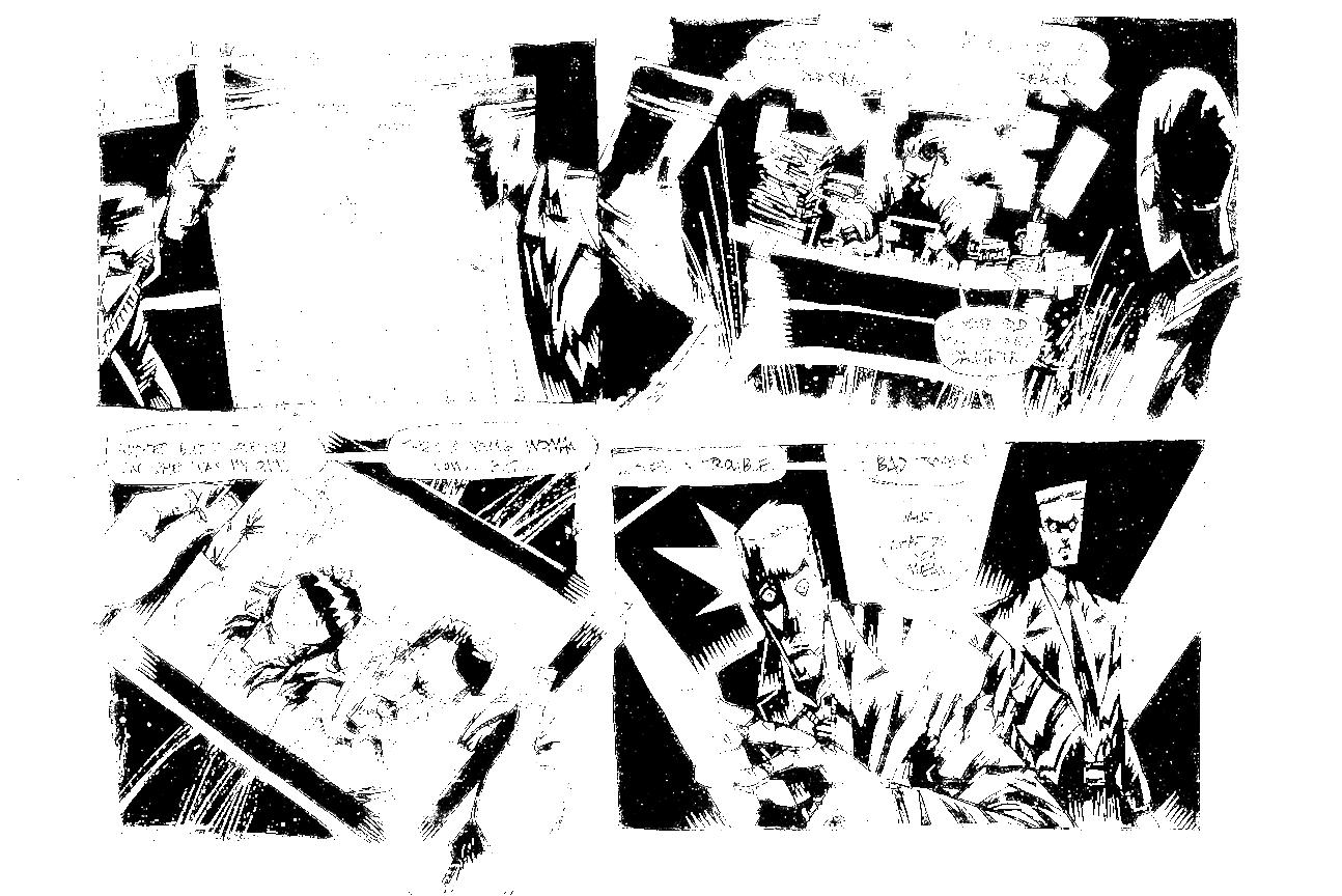 Miami Vice: Remix #2 Page 22