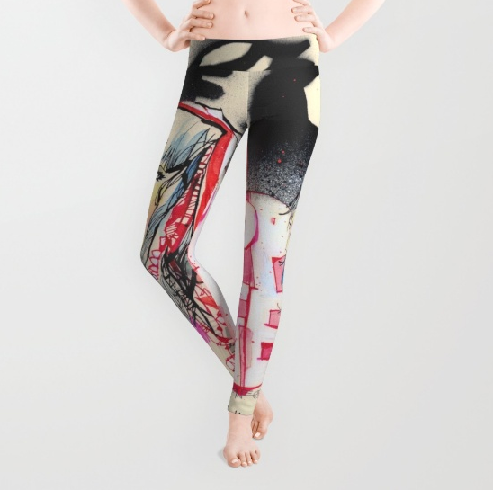 Pop Life Leggings