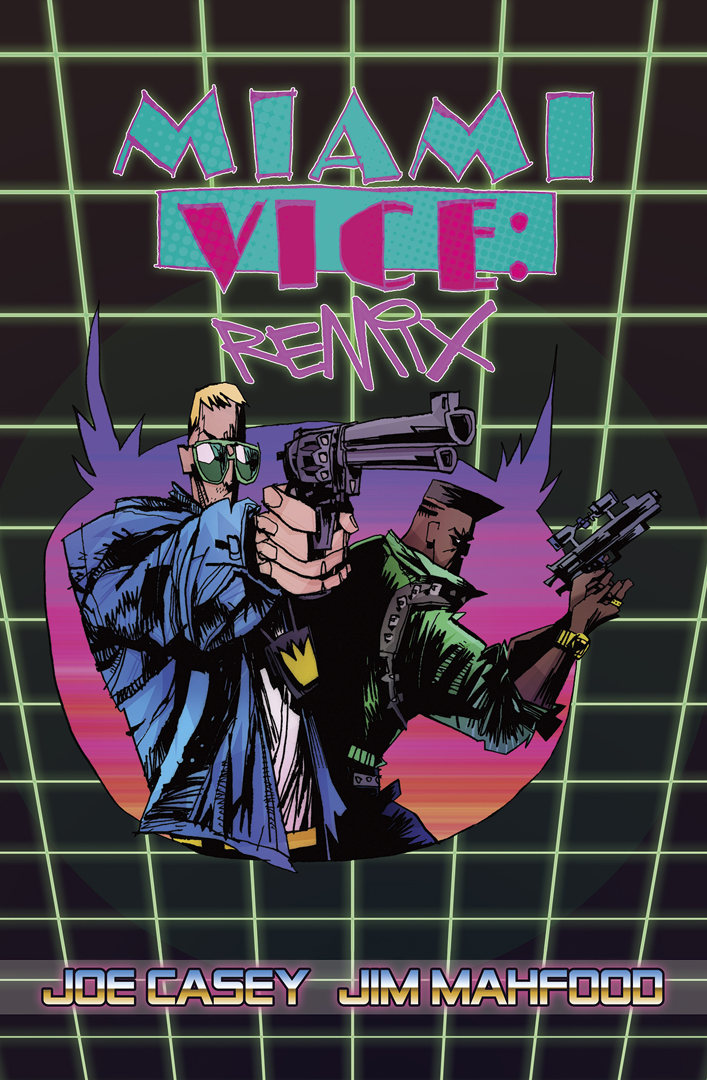 MIAMI VICE: REMIX TPB COLLECTION