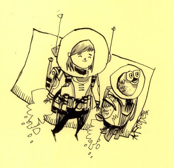 BubbleGumAstronauts