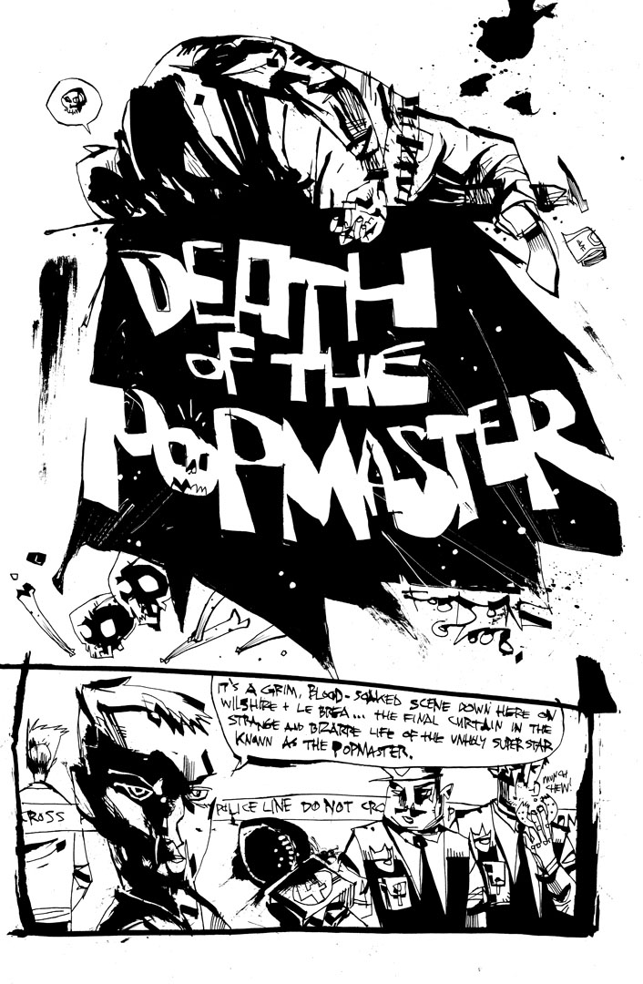 Death of the Popmaster