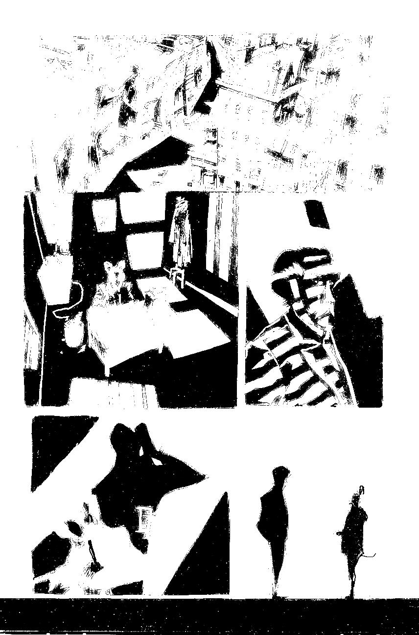 Original Comic Book Pages