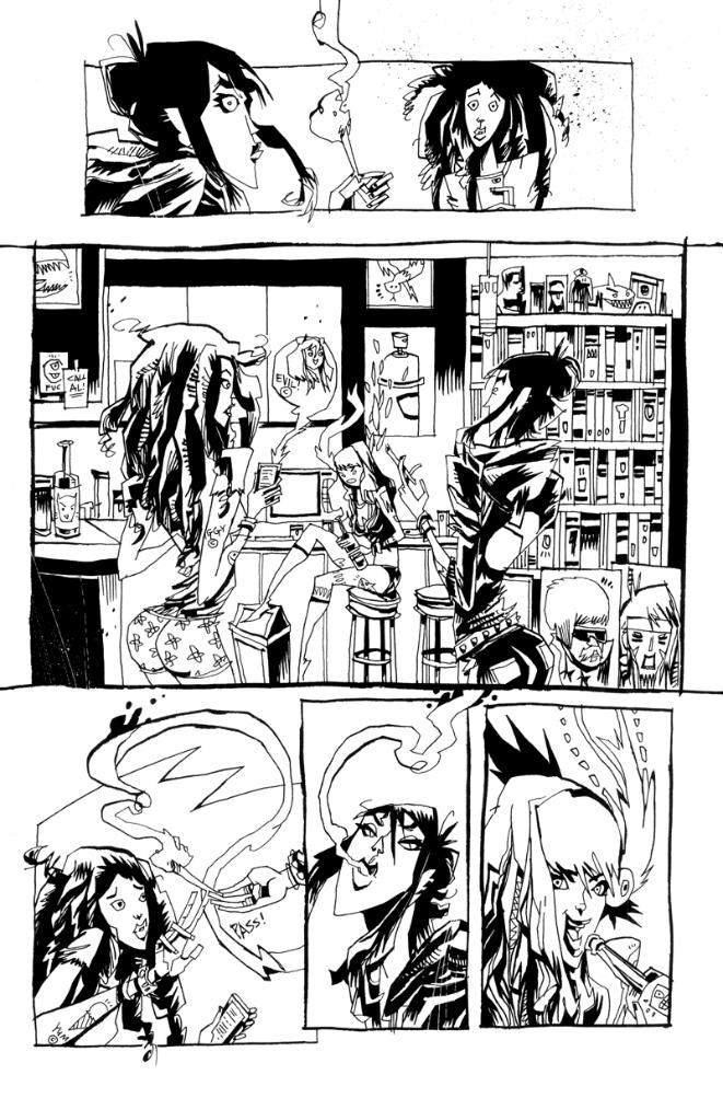 GRRL SCOUTS: MAGIC SOCKS #1 PAGE 17