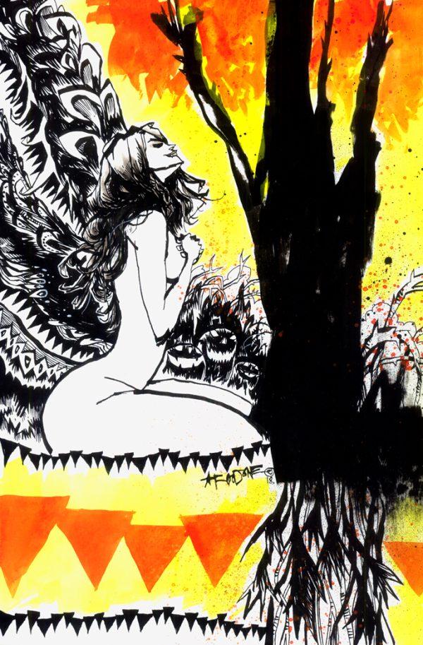 Tree's Demon