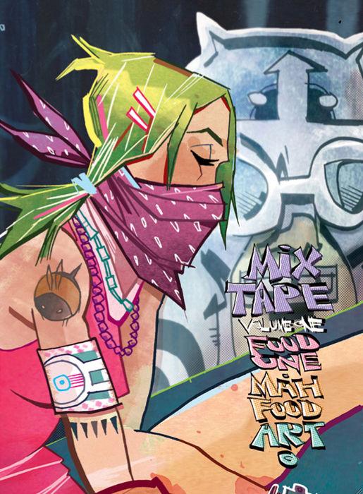 MIXTAPE ART BOOK 1