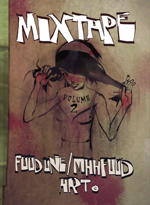 MIXTAPE ART BOOK 2
