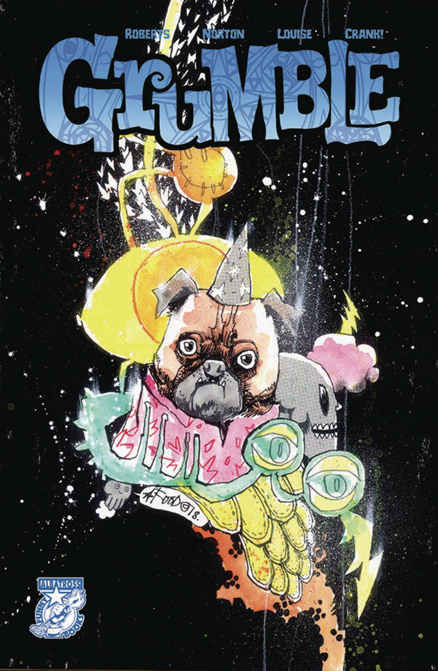 GRUMBLE VARIANT COVER